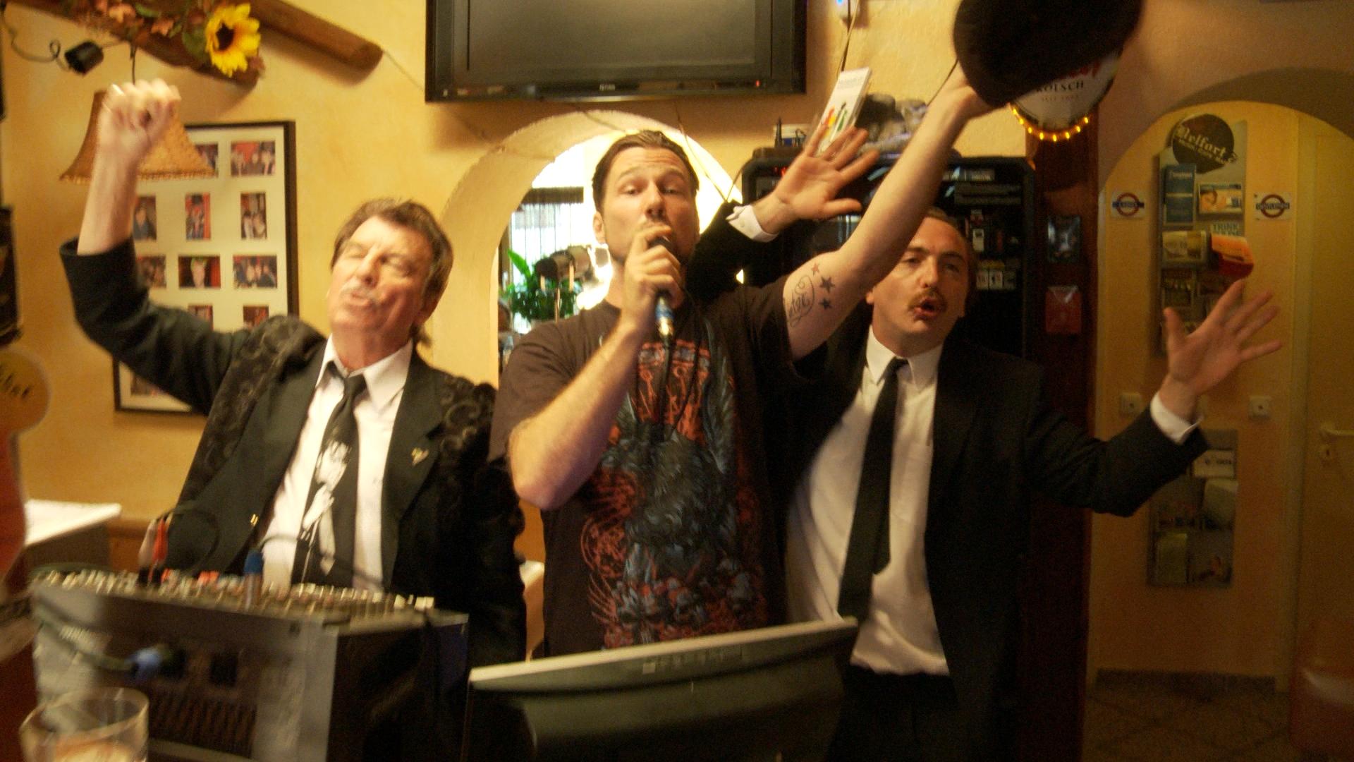 Karaoke King, Markus Hammer, M.M. Eschenbach - Folge 5