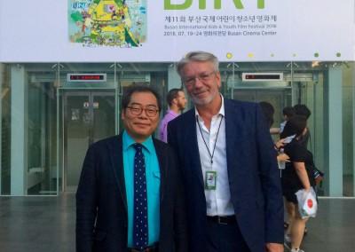 Internationales Film Fest Busan